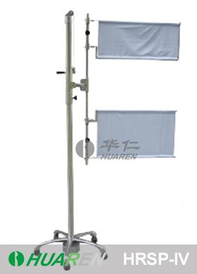 医用射线立式摄片架防护装置