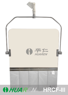 X-ray protective Overhead Suspended Shield